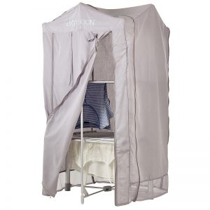 A cover for your heated clothes airer makes drying your clothes even more cost-effective