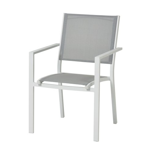 An example of a good, affordable hard-wearing garden chair