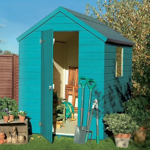 Cuprinol garden varnishes and shed paints can really bring new life to your garden or fence - on a budget