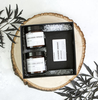 Spa product subscription box