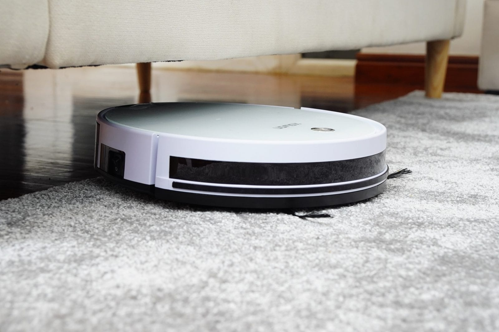 A photo of a robot vacuum cleaner - by Kowon Vn on Unsplash